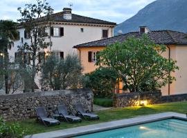 Hotel Albergo Villa Marta, hotel a Lucca