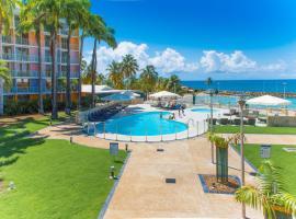 Karibea Beach Hotel, hôtel au Gosier près de: Aéroport de Guadeloupe Pointe-à-Pitre - PTP