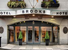 Brooks Hotel, hotel in Dublin