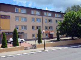 Hotel Neman, hotel in Neman