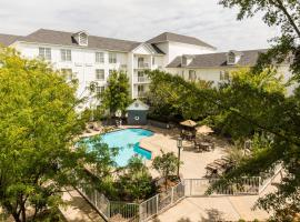 DoubleTree by Hilton Raleigh Durham Airport at Research Triangle Park, hotel in Durham