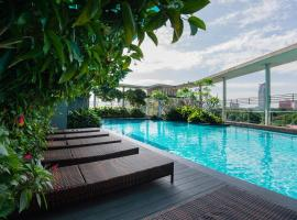 Yelloduck Rooms & Apartments @ Casa Residency, apartment in Kuala Lumpur