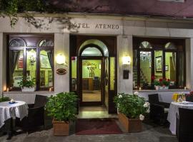 Hotel Ateneo, hotel in Venice