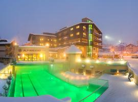 Alpinresort Sport & Spa, Hotel in Saalbach-Hinterglemm