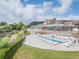Sidmouth Harbour Hotel, hotel in Sidmouth