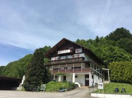 Wald Cafe, Hotel in der Nähe von: LOKschuppen Simbach am Inn, Simbach am Inn