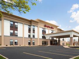 Hampton Inn Mansfield/Ontario, hotel in Mansfield