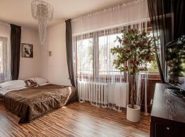 Willa Cztery Strony Świata, ubytovanie bed and breakfast v Zakopanom