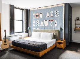 Ace Hotel New York, hotel near Flatiron Building, New York