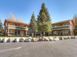 Breckenridge Park Meadows, apartment in Breckenridge