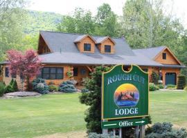 Rough Cut Lodge, hotel in Gaines