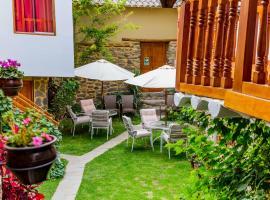 Tikawasi Valley - Ollantaytambo, hotel near Saint Peter Church, Ollantaytambo