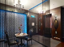 薇閣新竹館,新竹市的飯店