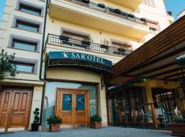 Sar'Otel Boutique Hotel, hotel en Tirana