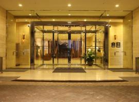 富士大酒店,富士的飯店