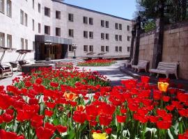 Дом Писателей Цахкадзора, hotel in Tsaghkadzor