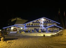 Hotel Molino, hotel in Falcade