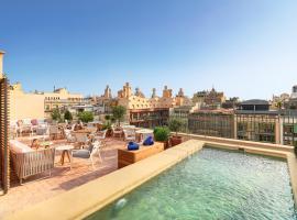 H10 Casa Mimosa 4* Sup, hotel near Agbar Tower, Barcelona