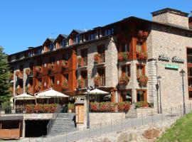 Hotel Soldeu Maistre, hotel in Soldeu