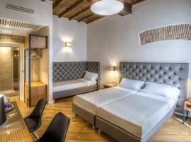 Hotel Elite, hotel in Spagna, Rome