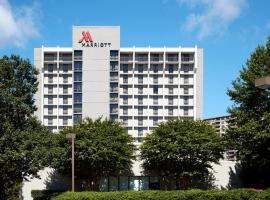 Bethesda Marriott, hotel near Walter Reed Reed National Military Medical Center, Bethesda