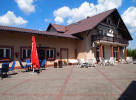 Zajazd u Maxa, hotel in Niewierz