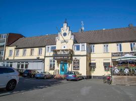 Hotel Bishops Arms Kristianstad, hotel in Kristianstad