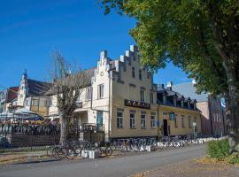 Hotel Bishops Arms Kristianstad, hotell i Kristianstad
