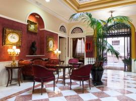 Hotel Cervantes, hotel en Sevilla