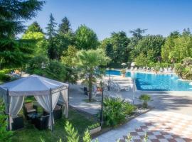 Hotel Internazionale Terme, hotel ad Abano Terme