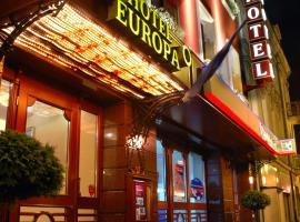 Hotel Europa, family hotel in Kalisz