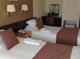 Okayama Plaza Hotel, hotel en Okayama