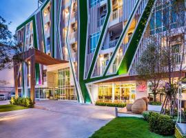 Atelier Suites โรงแรมในกรุงเทพมหานคร
