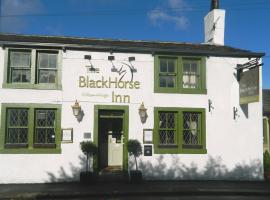 The Black Horse Inn, hotel in Brighouse