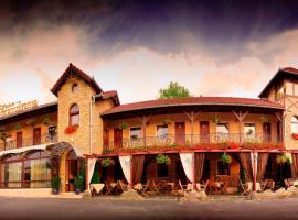 Hotel Transilvania, отель в Сигишоаре