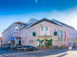 Hotel Kongress, hotel in Leoben
