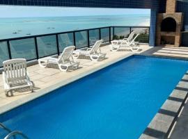 Apartamento Luxo 2 Quartos a Beira Mar, self catering accommodation in Maceió
