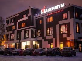 Sport Hotel Maximum, отель в Кемерово