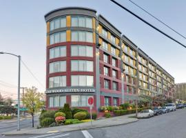 Homewood Suites by Hilton Seattle Downtown, Hotel in Seattle