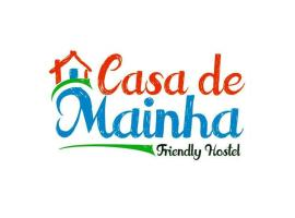 Casa de Mainha Friendly Hostel, hostel in Salvador