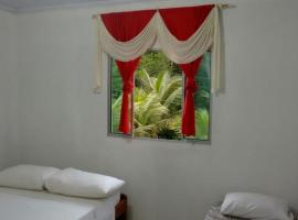 Hospedagem Tangara, apartment in Paraty