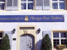 Markgräflich Badischer Gasthof Schwanen, hotel in Salem