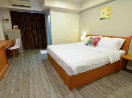 BJ Boutique, serviced apartment in Rayong