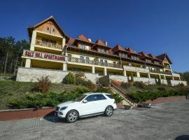 Salt Hill Apartmanok, hotel az Egerszalóki Termálfürdő környékén Egerszalókon