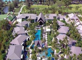 Twinpalms Phuket, hotel near The Plaza Surin, Surin Beach