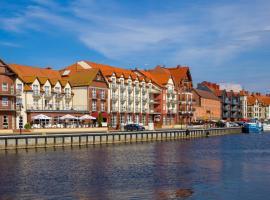 Hotel Morze – hotel w Ustce