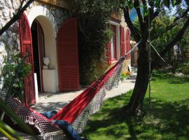 Villa Bennecourt, B&B in Nice