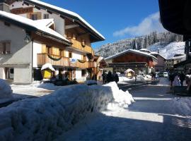 Loc'Hotel Alpen Sports, hôtel aux Gets