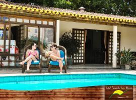 Hotel Fazenda Ceu Aberto, hotel em Gravatá