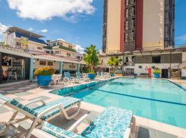 Hotel Don Lolo, hotel in Villavicencio